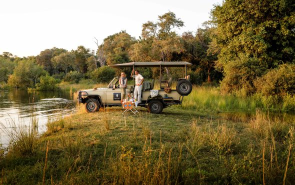 Design your Southern Africa Safari