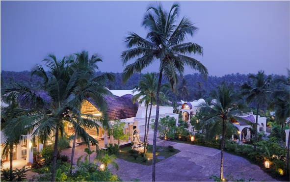 Kerala with Taj hotels