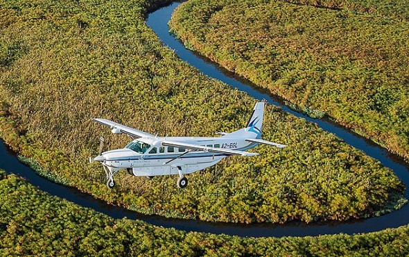 Wilderness Safaris - Free Flights Offer