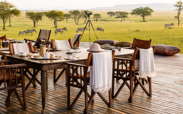 Free night with Singita Serengeti