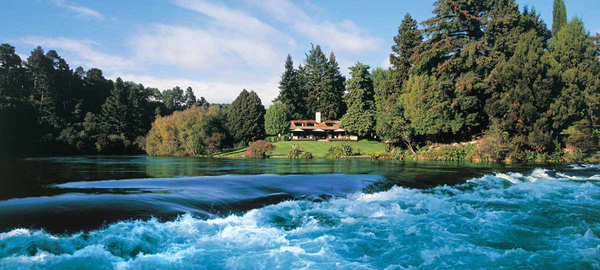 Fly Fishing, Wine & Dine The North Island