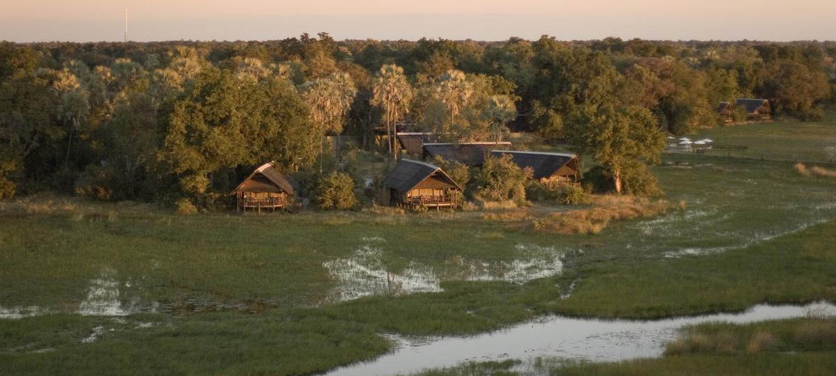 Belmond Eagle Island Camp