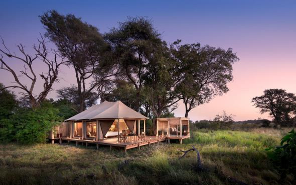Honeymoon Offer - andBeyond Botswana