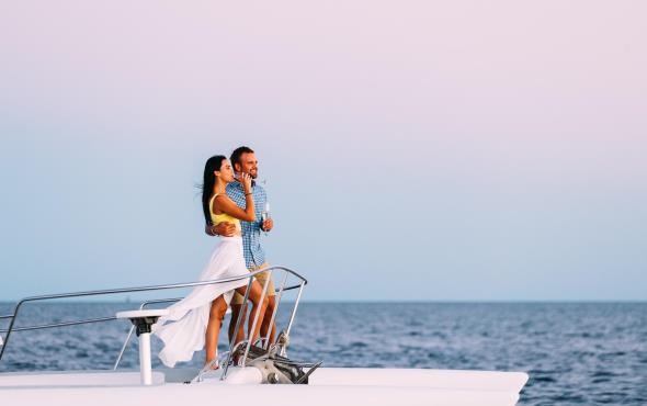 Honeymoon Offer - Santorini Mozambique