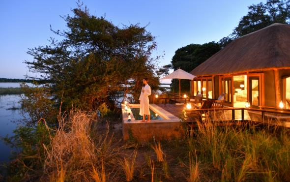 Free Flights & Nights - Royal Zambezi Lodge