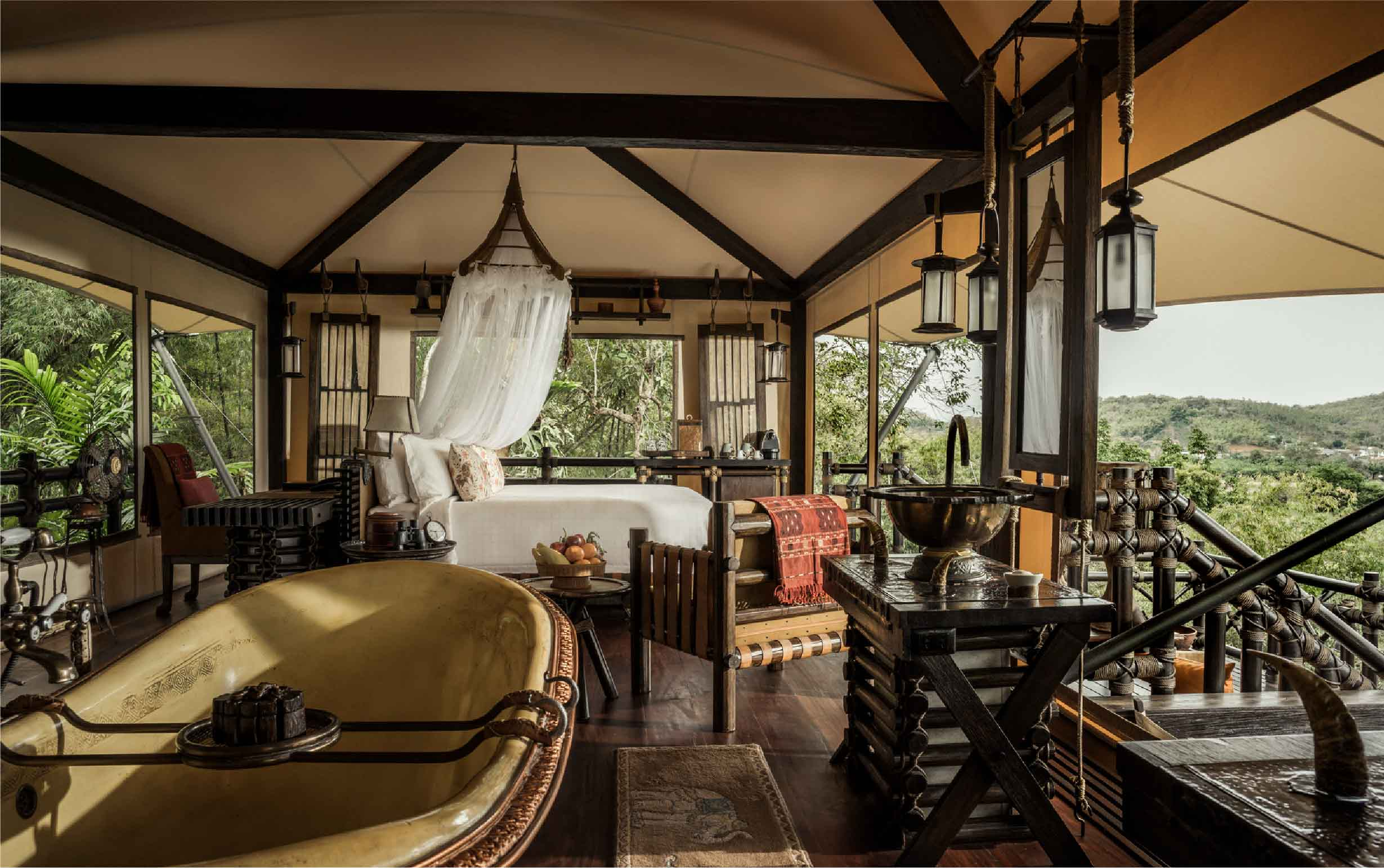 Special Offers at Four Seasons Tented Camp