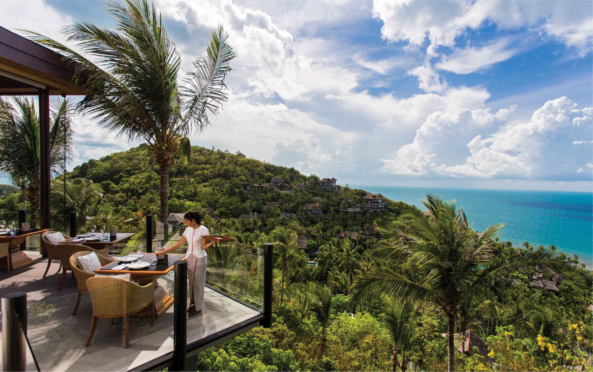 Exclusive Benefits at Four Seasons Samui