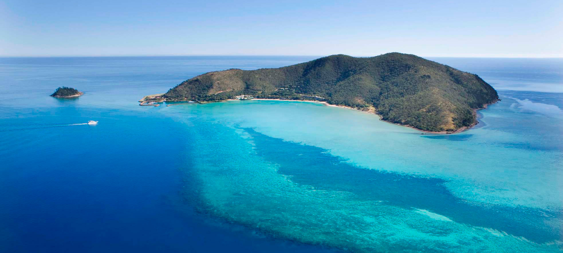 Luxury Australia with Hayman Island