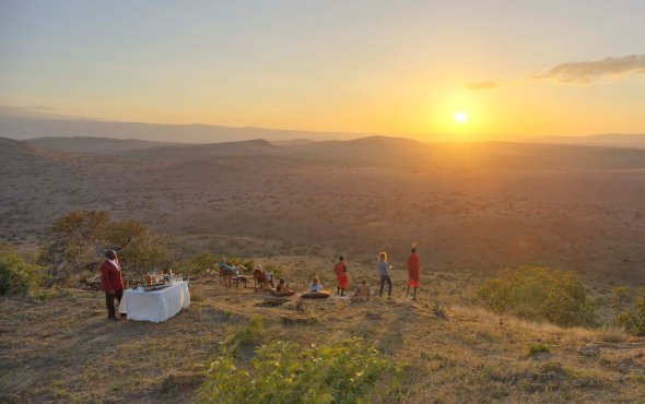Stay 3, Pay 2 at Lewa Wilderness