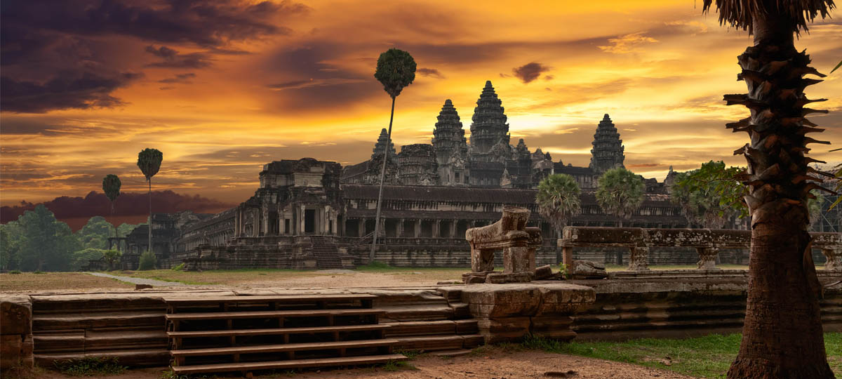 Legends of Angkor