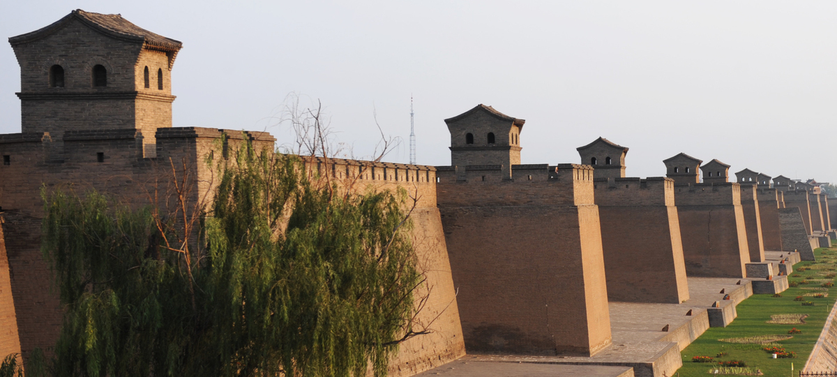 Ancient Cities - Datong and Pingyao