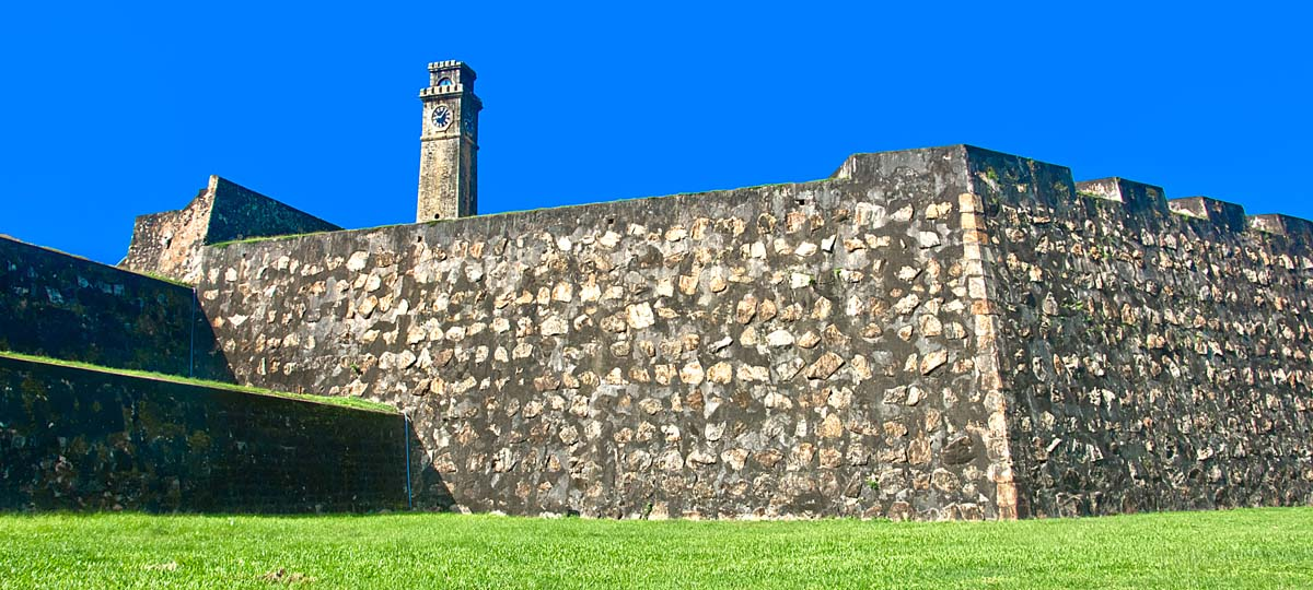 Galle Dutch Fortress