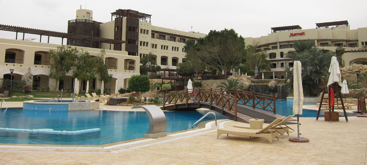 Jordan Valley Marriott Resort&Spa
