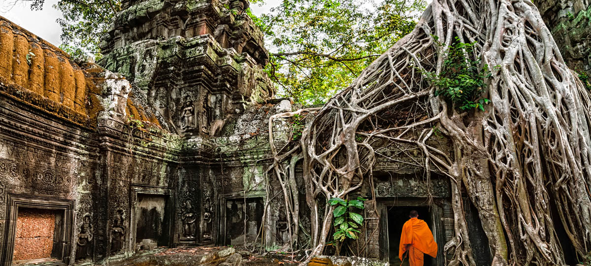 Highlights of the Khmer Kingdom
