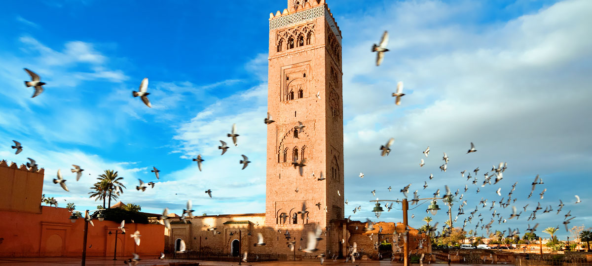 Christmas and New Year's eve in Morocco