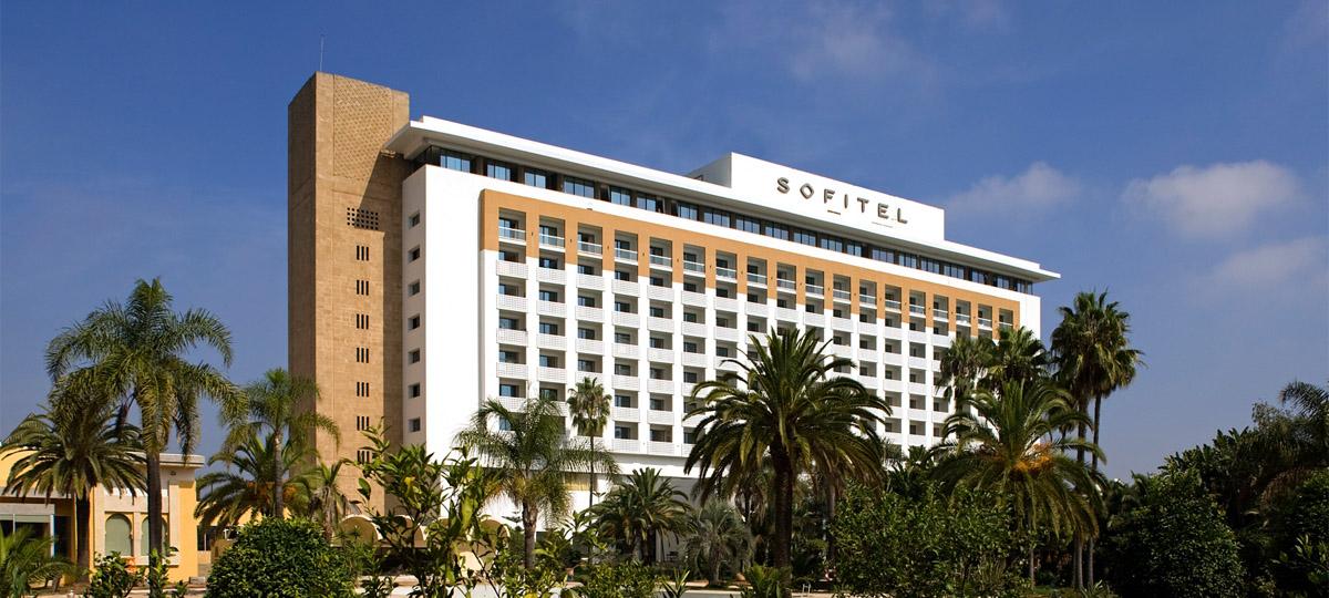 Morocco Hotel - Sofitel Jardin des Roses