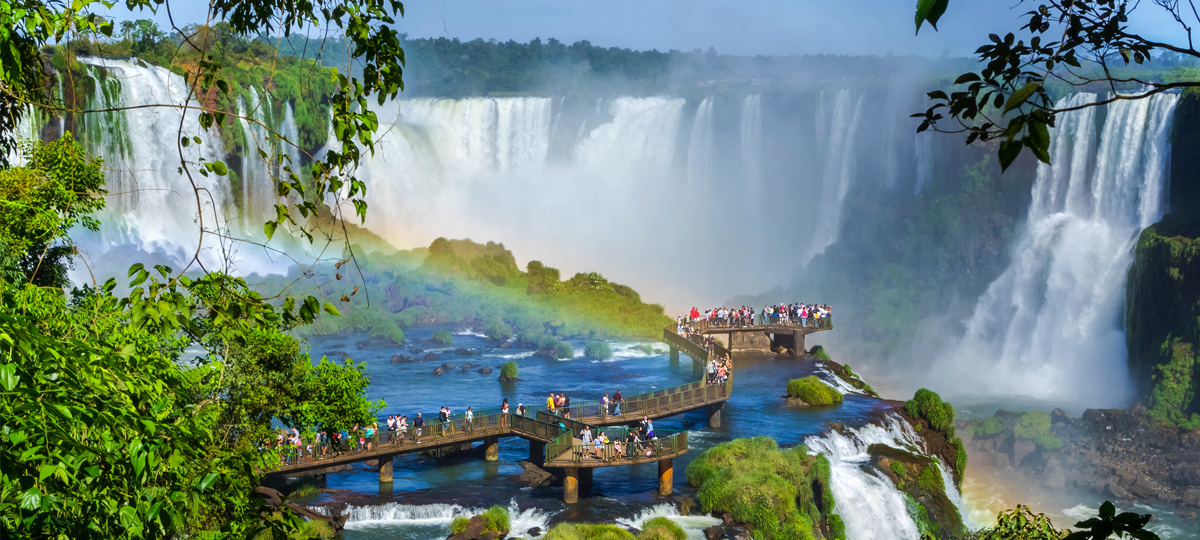 Natural Wonders of Brazil