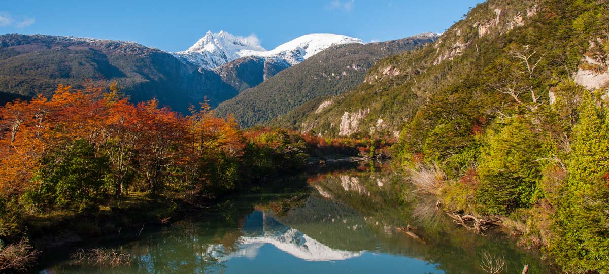 Northern Patagonia, an unexplored land