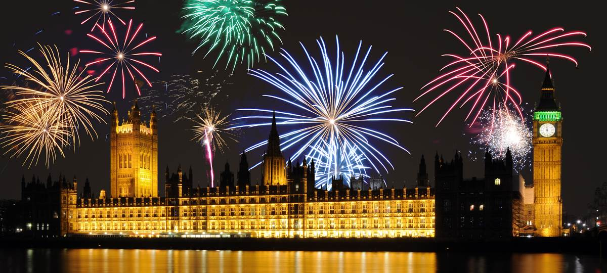 UK Itinerary - A New Year Celebration in London