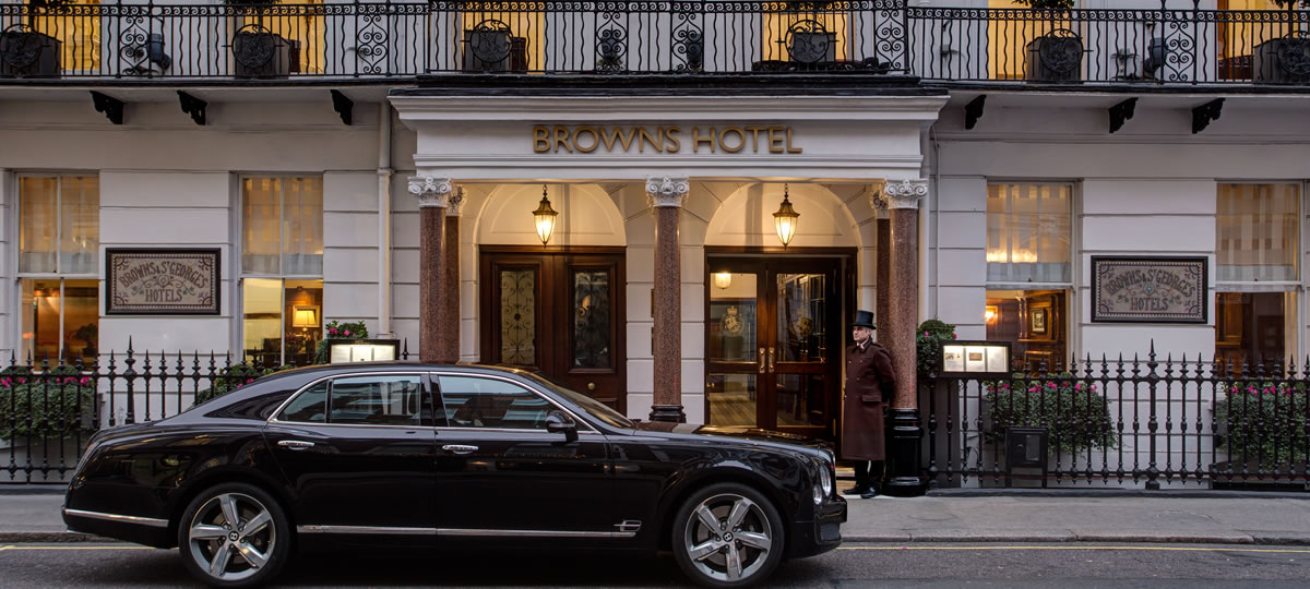 Brown's Hotel, a Rocco Forte Hotel