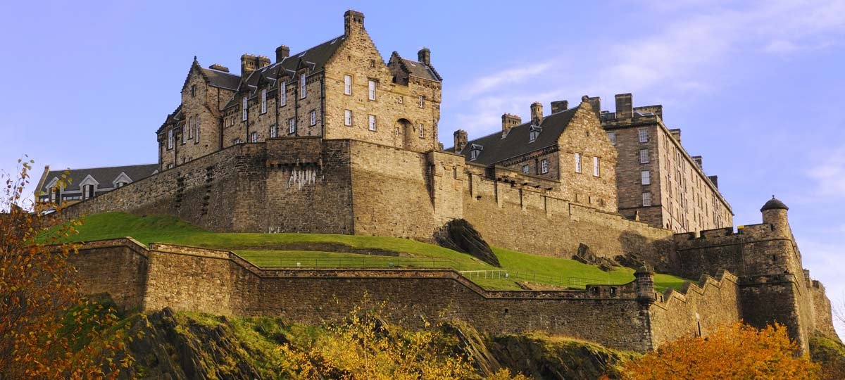 Edinburgh & Southern Scotland