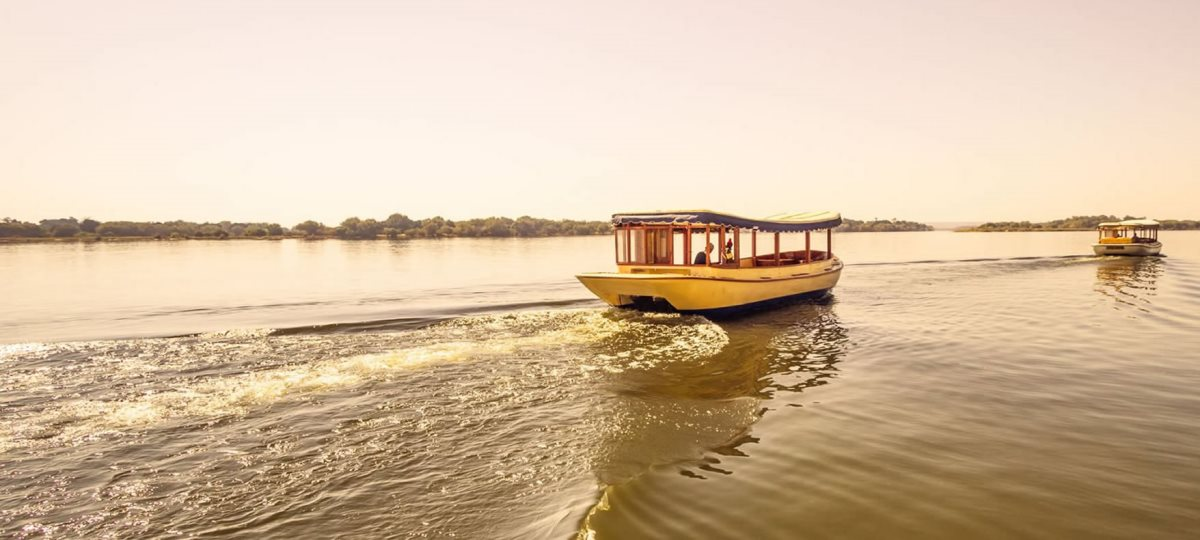 Day Tour - Zambezi River cruises in Zimbabwe