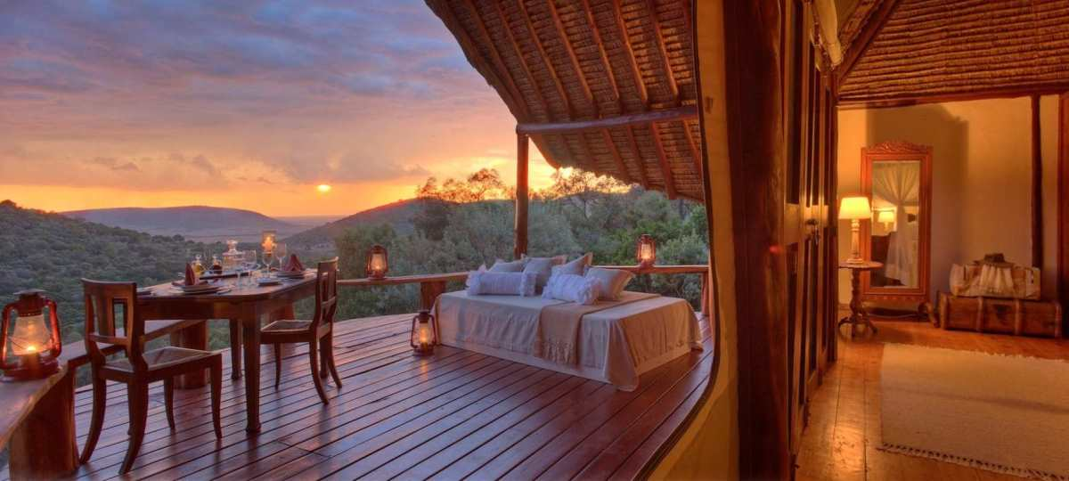 6 Nights for the Price of 5 with Saruni Lodges