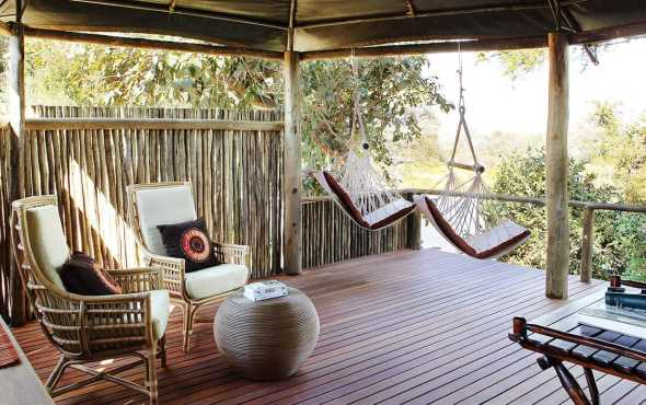 Stay 4 pay 3 at Anabezi & Amanzi Camp