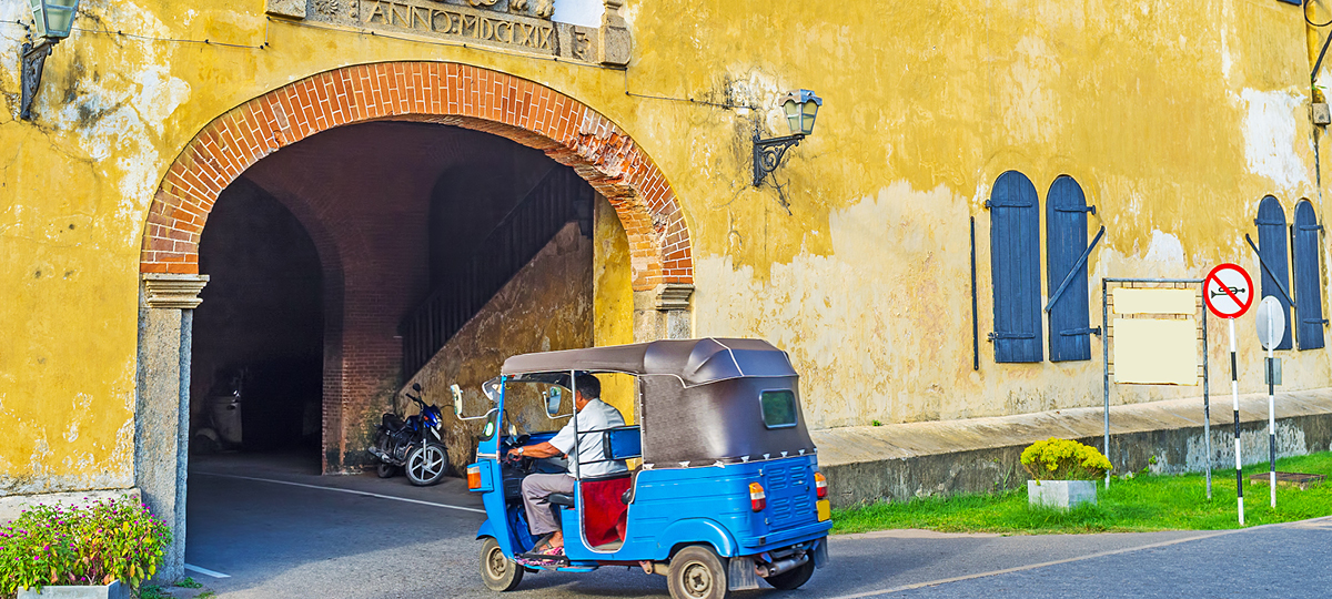 The Architectural Wonders of Galle Fort - A Walking Tour