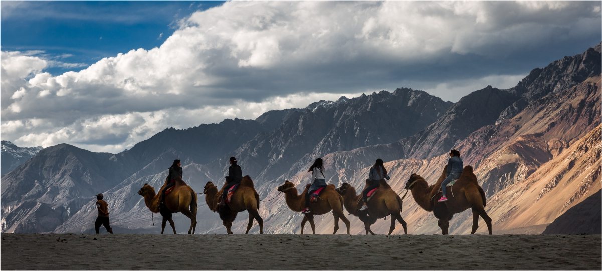 Ladakh - The Land of Endless Discovery