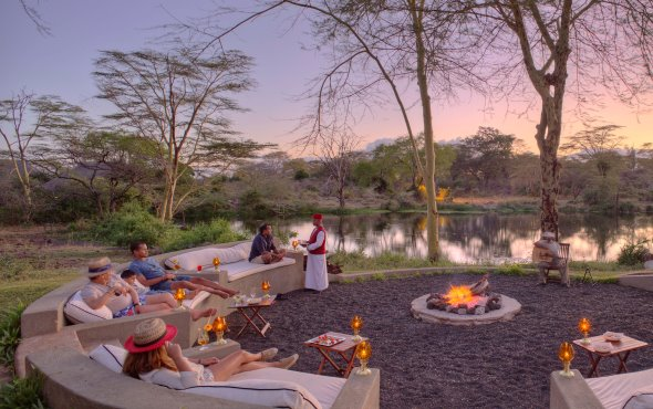 Stay 3, Pay 2 at Finch Hattons Luxury Camp