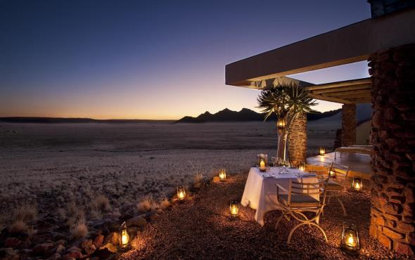 Honeymoon Offer at Sossusvlei Desert Lodge