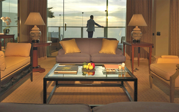 Presidential Suite at the Belmond Miraflores Park