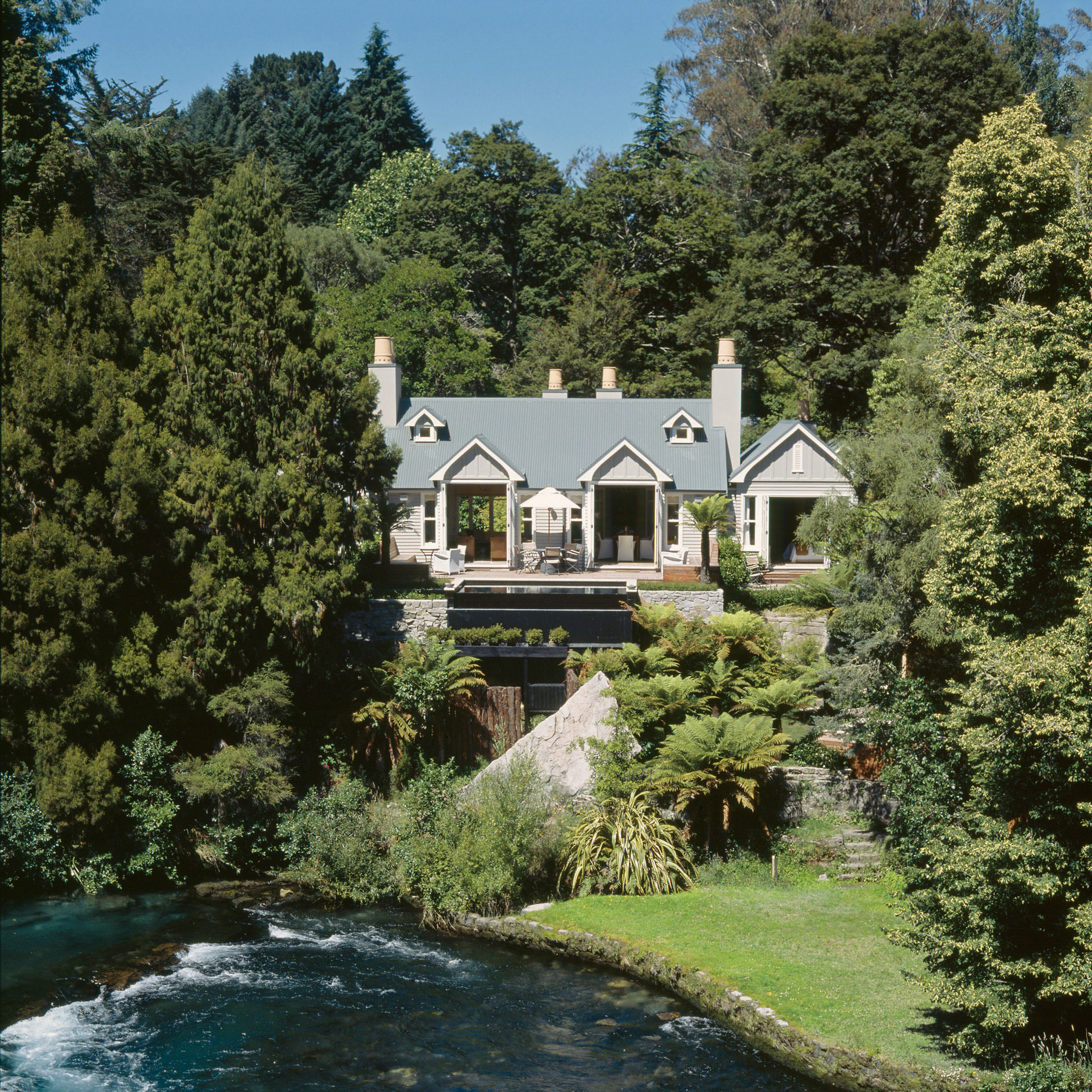 Huka Lodge for Garden Lovers