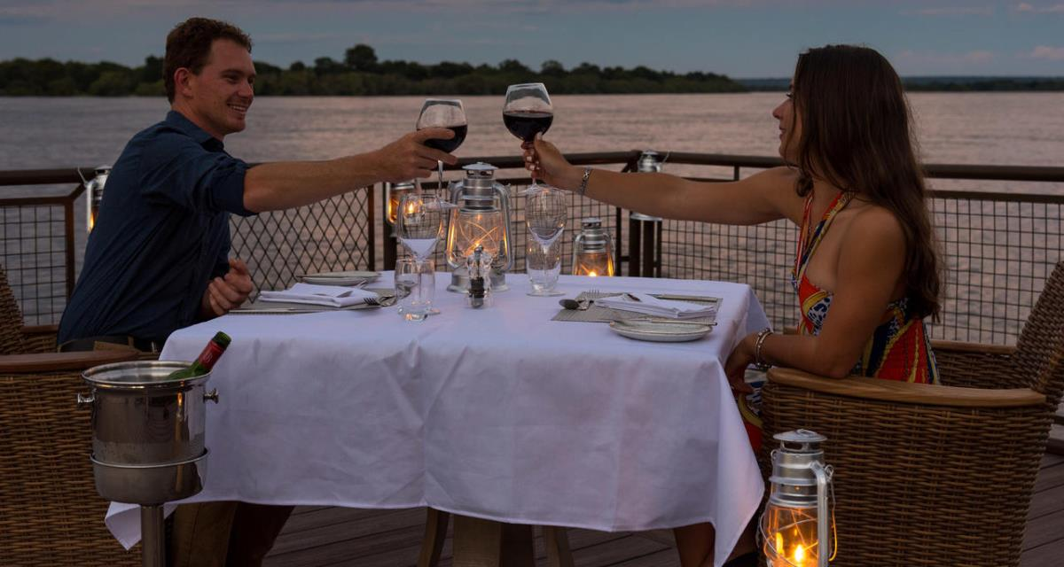 The Elephant Camp & Old Drift Lodge Honeymoon Special