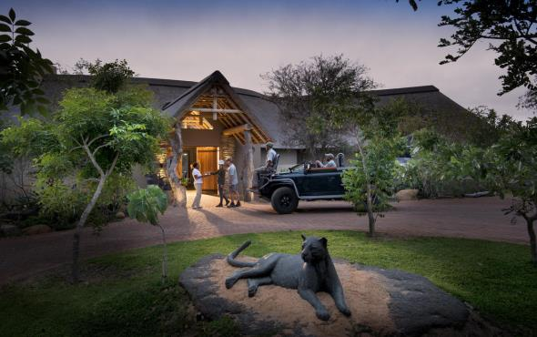 Rockfig Safari Lodge - Honeymoon Offer