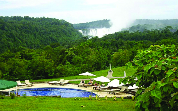 One Night for Free at the Gran Melia Iguazu