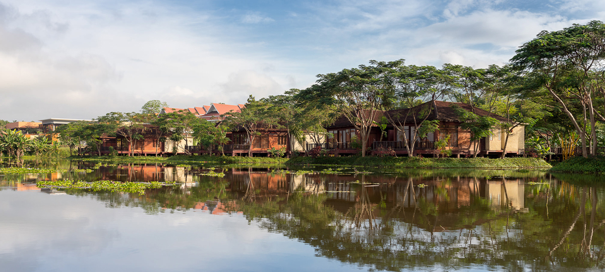 Aureum Palace Resort Inle Lake
