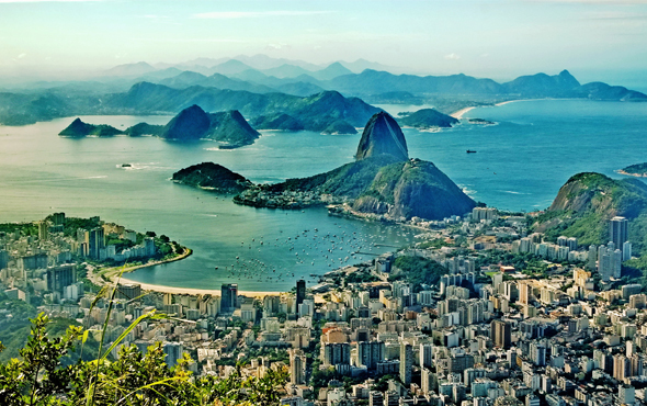 Get One Additional Night at the Fasano Rio de Janeiro