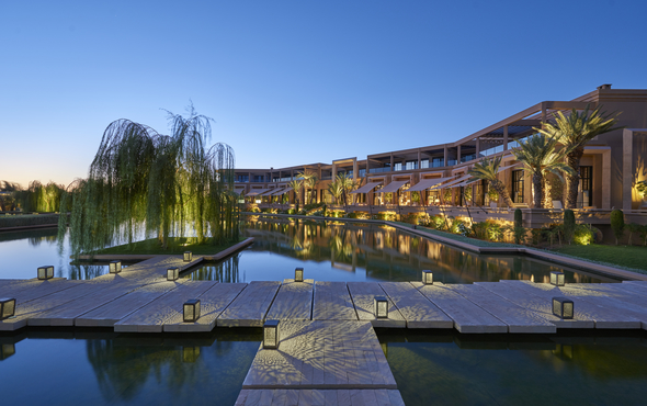 Exclusive Moment: MOReset SPA Package at Mandarin Oriental Marrakech