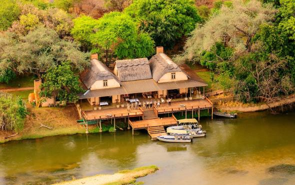 Free Flights Offer at Royal Zambezi Lodge